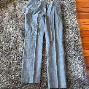 J.crew factory full length bootcut suit pant